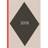 Doodle 2019 pöytäkalenteri