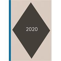 Doodle 2020 pöytäkalenteri - Ajasto