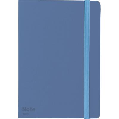 Note A5 violetti pöytäkalenteri