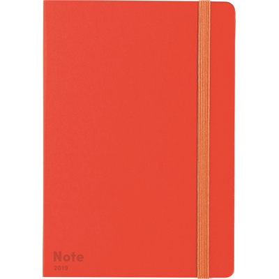 Note A5 oranssi pöytäkalenteri