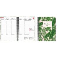 Ontime A5 Jungle 2021 pöytäkalenteri - CC Kalenterit