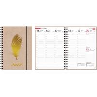 Ontime A5 Nude 2020 pöytäkalenteri - CC Kalenteripalvelu