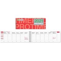 Protime 2 eko 2021 pöytäkalenteri - CC Kalenterit