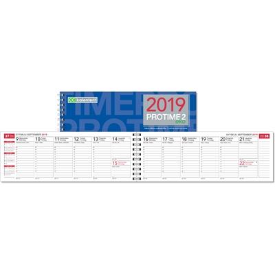 Protime 2 eko 2018 pöytäkalenteri