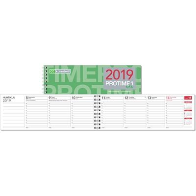 Protime 1 eko 2018 pöytäkalenteri