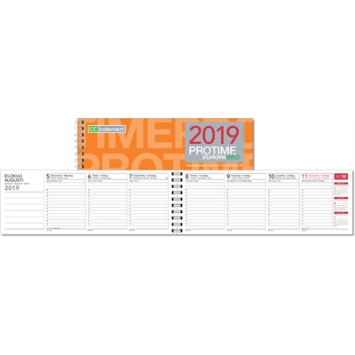 Protime Europa eko 2018 pöytäkalenteri