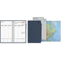 Leader 2021 sininen taskukalenteri - CC Kalenterit