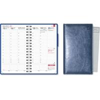 Time 2021 sininen taskukalenteri - CC Kalenterit