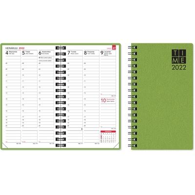 EkoTime 2022 taskukalenteri - CC Kalenterit