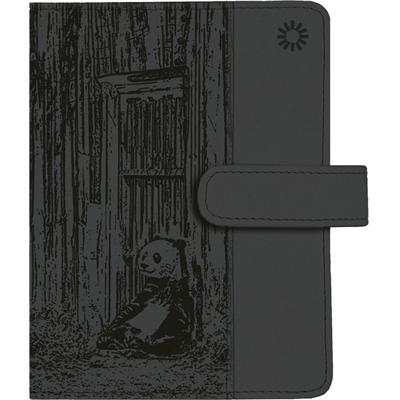 Timex Handy -kansi musta panda