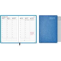 Date 2021 sininen taskukalenteri - CC Kalenterit