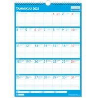 Protime Plan 2021 seinäkalenteri - CC Kalenterit