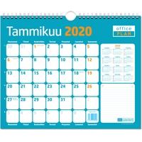 Office Plan 2020 seinäkalenteri - CC Kalenteripalvelu