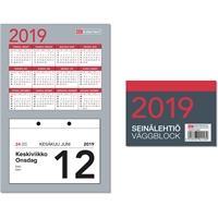 Seinälehtiö  2019 seinäkalenteri