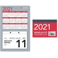 Seinälehtiö 2021 seinäkalenteri - CC Kalenterit