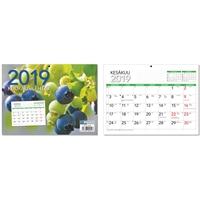 Kuukausilehtiö 2019 seinäkalenteri