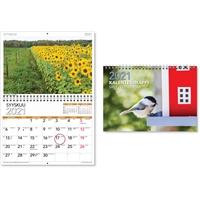 CC Kalenterimappi 2021 seinäkalenteri - CC Kalenterit