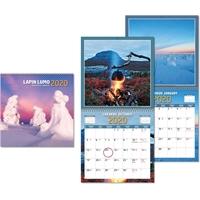 Lapin lumo 2020 seinäkalenteri - CC Kalenteripalvelu