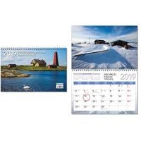 Suomalaisia maisemia 2019 seinäkalenteri