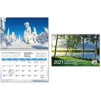 Suomalaisia maisemia 2021 seinäkalenteri - CC Kalenterit