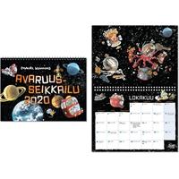 Mauri Kunnas 2020 seinäkalenteri - CC Kalenteripalvelu