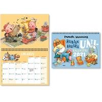 Mauri Kunnas 2021 seinäkalenteri - CC Kalenterit