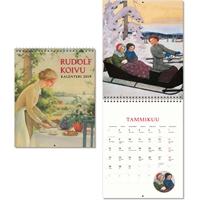 Rudolf Koivu 2019 seinäkalenteri