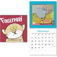 Fingerpori 2019 seinäkalenteri