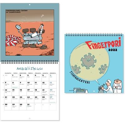 Fingerpori 2022 seinäkalenteri - CC Kalenterit