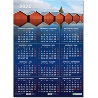 Vuosijuliste 2020 taulukkokalenteri - CC Kalenteripalvelu