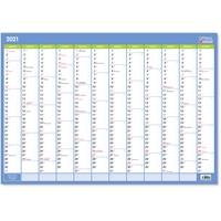 Optimal 2021 taulukkokalenteri - CC Kalenterit