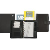 Mini-kansio musta ja kalenterivuosipaketti 2019
