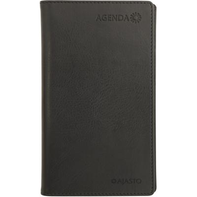 Agenda 2018 musta taskukalenteri