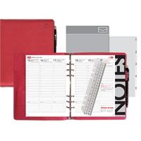 Pöytämuistio 2020 punainen pöytäkalenteri - CC Kalenteripalvelu