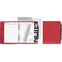 Pöytämuistio 2021 punainen pöytäkalenteri - CC Kalenterit