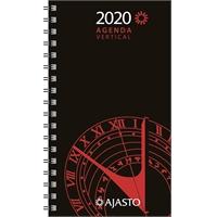 Agenda-vuosipaketti 2020 vertical taskukalenteri - Ajasto