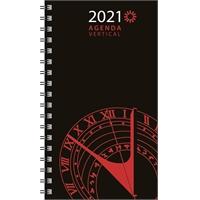 Agenda-vuosipaketti 2021 vertical taskukalenteri - Ajasto