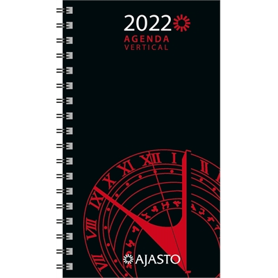 Agenda-vuosipaketti 2022 taskukalenteri - Ajasto