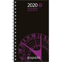 Agenda-vuosipaketti 2020 horizontal taskukalenteri - Ajasto