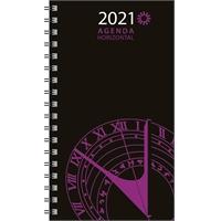 Agenda-vuosipaketti 2021 horizontal taskukalenteri - Ajasto