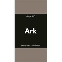 Ark 2019 kalenterivuosipaketti + muistiinpanosivut