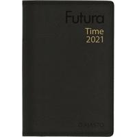 Futura Time 2021 musta taskukalenteri - Ajasto