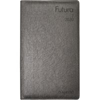 Futura 7 2020 grafiitinharmaa taskukalenteri - Ajasto