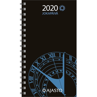 Jokapäivä - vuosipaketti 2020 - Ajasto