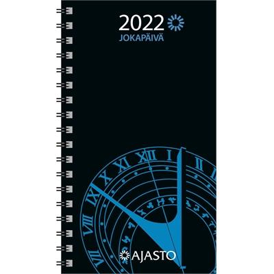 Jokapäivä-vuosipaketti  2022 taskukalenteri - Ajasto
