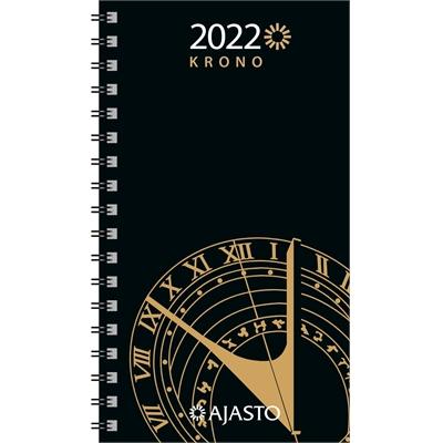 Krono-vuosipaketti  2022 taskukalenteri - Ajasto
