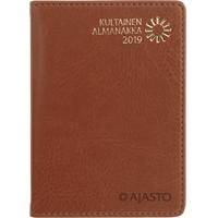 Kultainen almanakka 2019 taskukalenteri
