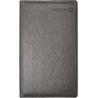 Agenda 2020 grafiitinharmaa taskukalenteri - Ajasto