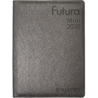 Futura Mini 2020 grafiitinharmaa taskukalenteri - Ajasto