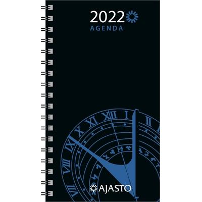 Agenda svenskspråkig -årssats  2022 taskukalenteri - Ajasto